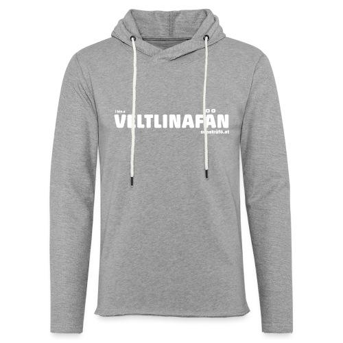VELTLINAFAN - Leichtes Kapuzensweatshirt Unisex