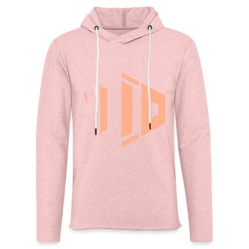 Logo ( Vio ) - Light Unisex Sweatshirt Hoodie