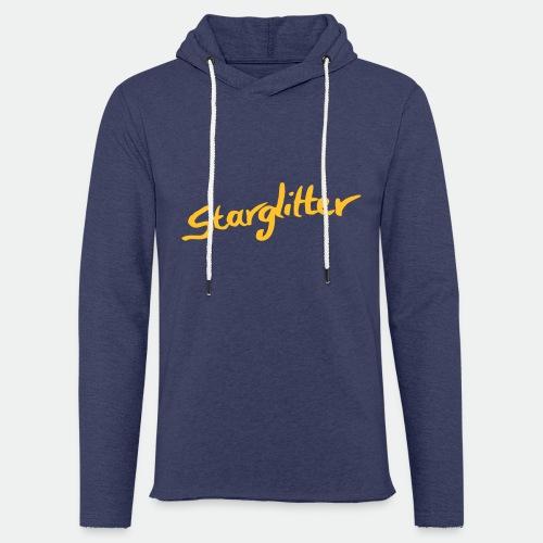 Starglitter - Lettering - Light Unisex Sweatshirt Hoodie