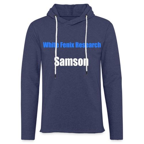 WFR Samson - Sweat-shirt à capuche léger unisexe