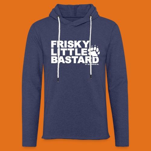 frisky little bastard new - Light Unisex Sweatshirt Hoodie