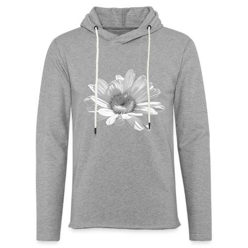 Margerite - Leichtes Kapuzensweatshirt Unisex
