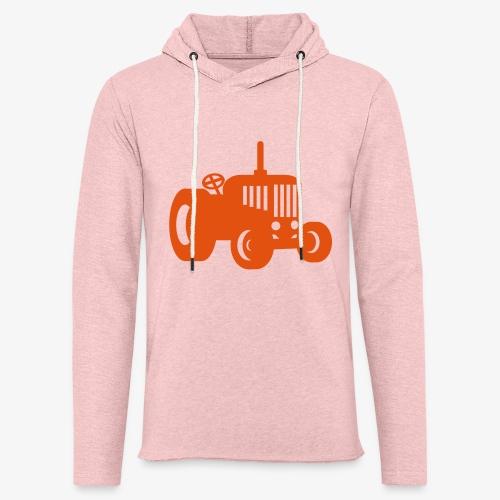 tractor oldschool - Lichte hoodie unisex