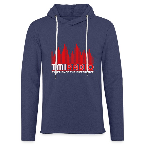 NEW TMI LOGO RED AND WHITE 2000 - Light Unisex Sweatshirt Hoodie