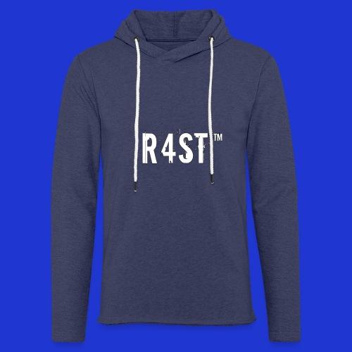 Maglietta ufficiale R4st - Felpa con cappuccio leggera unisex