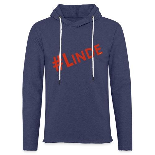 #linde2018 - Leichtes Kapuzensweatshirt Unisex
