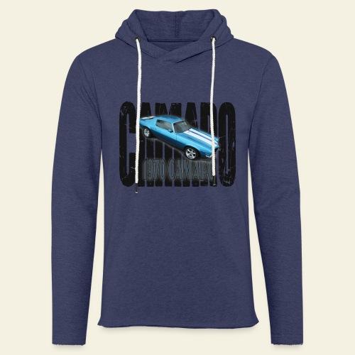70 Camaro - Let sweatshirt med hætte, unisex