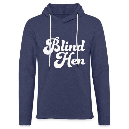 Blind Hen - Logo T-shirt, slim fit, black - Light Unisex Sweatshirt Hoodie