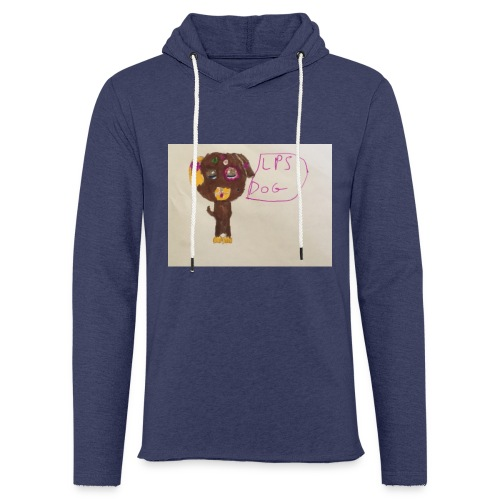 Little pets shop dog - Light Unisex Sweatshirt Hoodie
