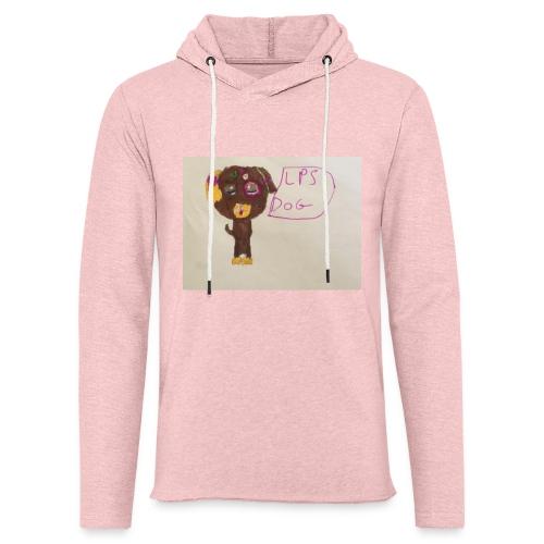 Little pets shop dog - Light Unisex Sweatshirt Hoodie