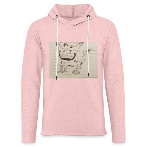 Wolf - Light Unisex Sweatshirt Hoodie