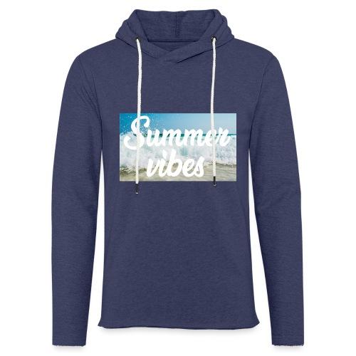 Summervibes - Leichtes Kapuzensweatshirt Unisex