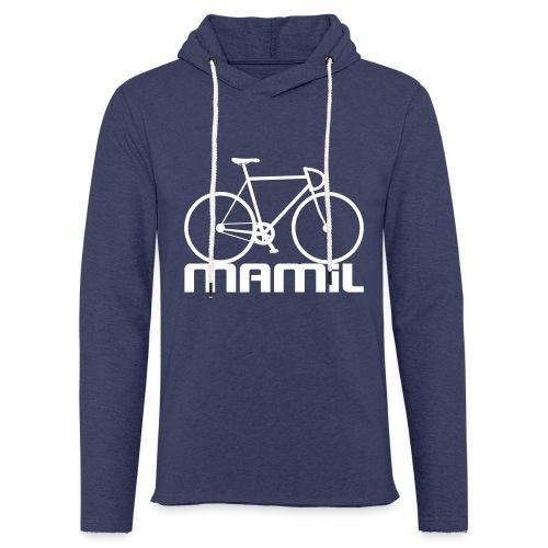 MAMiL Water bottle - Light Unisex Sweatshirt Hoodie