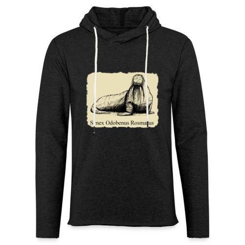 The Old Walrus - Light Unisex Sweatshirt Hoodie