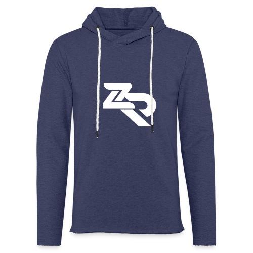 ZR Hoodie - Let sweatshirt med hætte, unisex