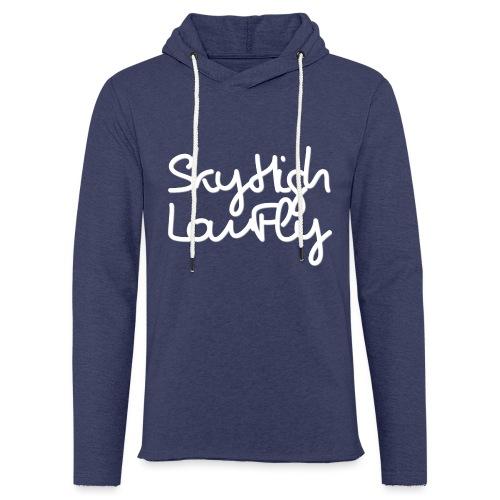 SkyHighLowFly - Bella Women's Sweater - White - Light Unisex Sweatshirt Hoodie