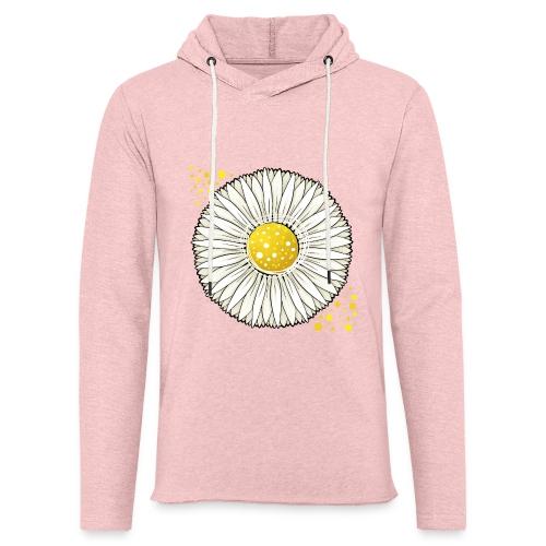 Gänseblümchen - Leichtes Kapuzensweatshirt Unisex