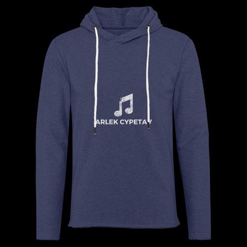 ARLEK CYPETAV - Sweat-shirt à capuche léger unisexe