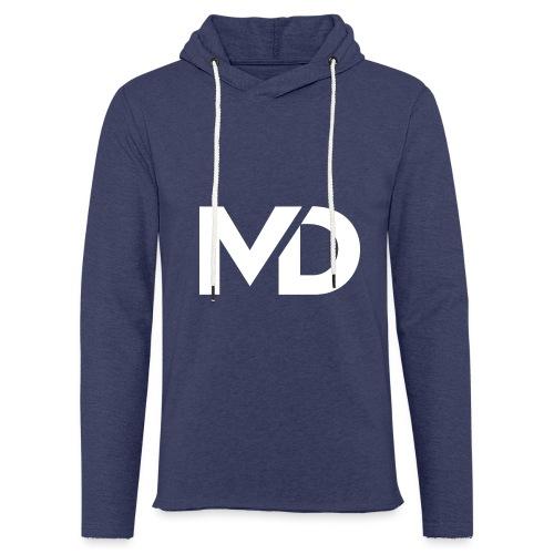 MD Clothing Official© - Sweat-shirt à capuche léger unisexe