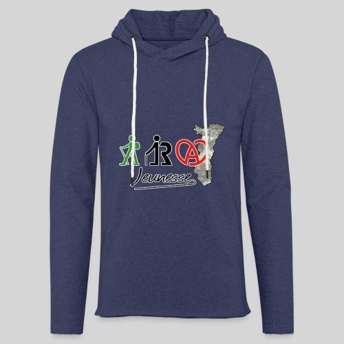 ARA Jeunesse - Sweat-shirt à capuche léger unisexe