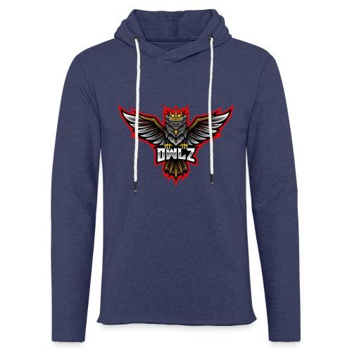 owl 3 - Lett unisex hette-sweatshirt