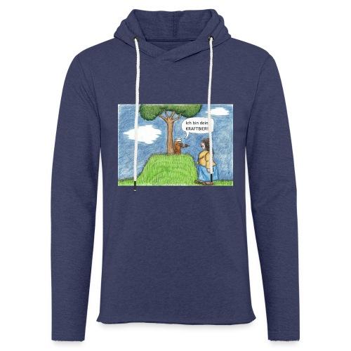 Kraftbier - Leichtes Kapuzensweatshirt Unisex