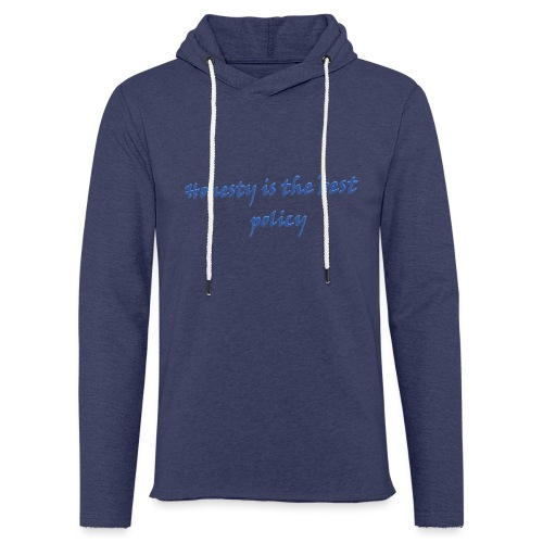 Proverbs in English - Light Unisex Sweatshirt Hoodie