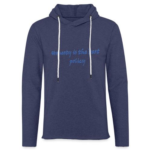 Proverbs in English - Light Unisex Sweatshirt Hoodie