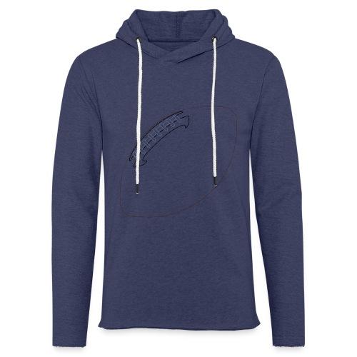 Football - Light Unisex Sweatshirt Hoodie