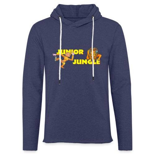 T-charax-logo - Light Unisex Sweatshirt Hoodie