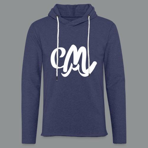 Mannen shirt (voorkant) - Lichte hoodie unisex