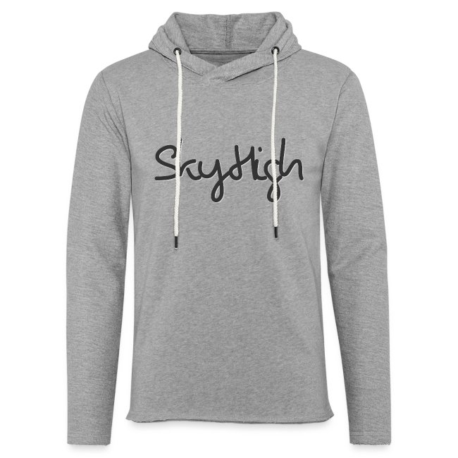 SkyHigh - Women's Premium T-Shirt - Black Lettering