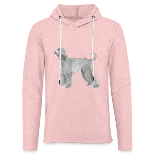 afghanskMynde - Let sweatshirt med hætte, unisex