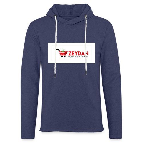 Zeydan - Lichte hoodie unisex