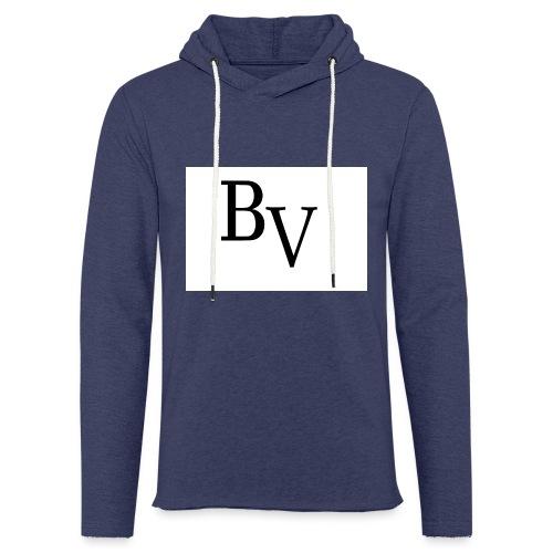 BossVibes - Let sweatshirt med hætte, unisex