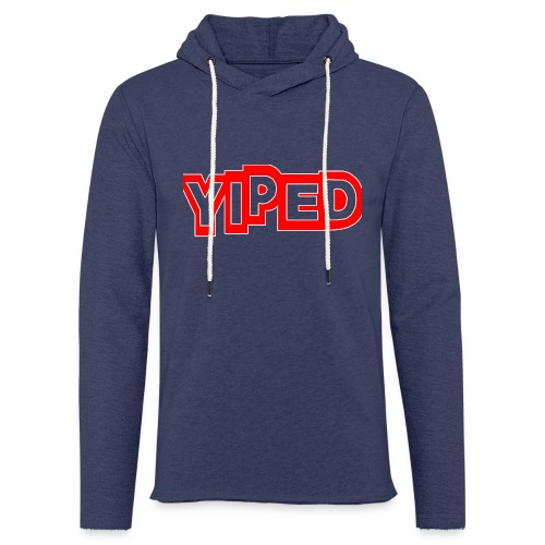 FIRST YIPED OFFICIAL CLOTHING AND GEARS - Light Unisex Sweatshirt Hoodie