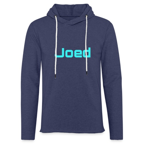 JOEDJR2020 70 SUBS MERCH - Light Unisex Sweatshirt Hoodie