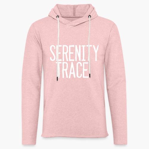 Serenity Trace LOGO W - Lett unisex hette-sweatshirt