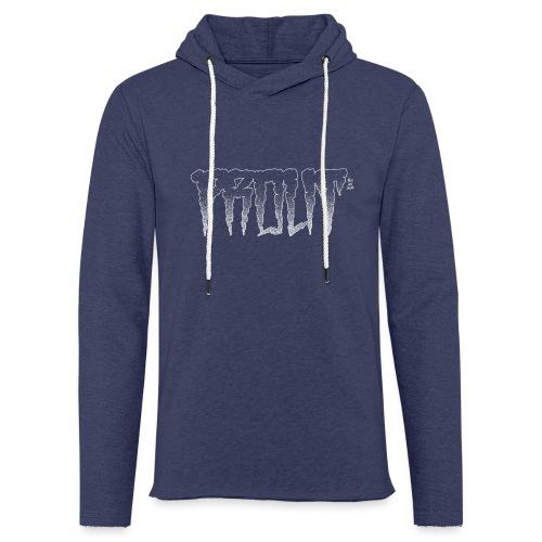 Horror PROUT - white - Light Unisex Sweatshirt Hoodie