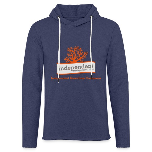 Independent Beers from Conamara - Light Unisex Sweatshirt Hoodie