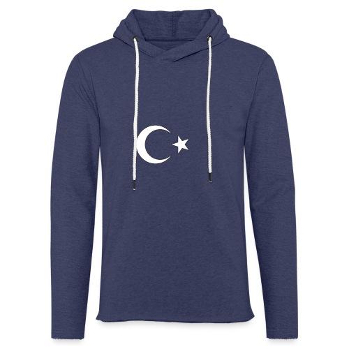 Turquie - Sweat-shirt à capuche léger unisexe