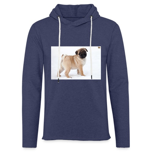 walker family pug merch - Light Unisex Sweatshirt Hoodie