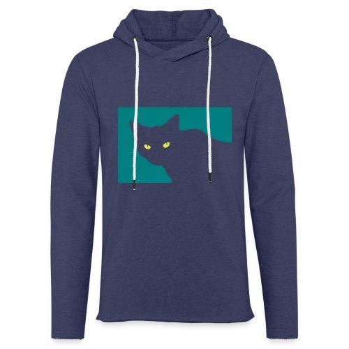 Spy Cat - Light Unisex Sweatshirt Hoodie