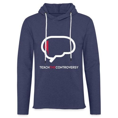 ten percent brain - Light Unisex Sweatshirt Hoodie