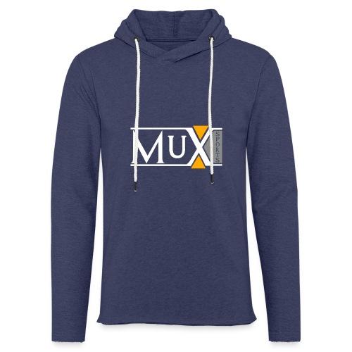Muxsport - Leichtes Kapuzensweatshirt Unisex