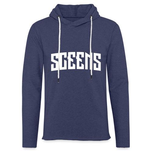 Sceens T-Shirt Vrouwen - Lichte hoodie unisex