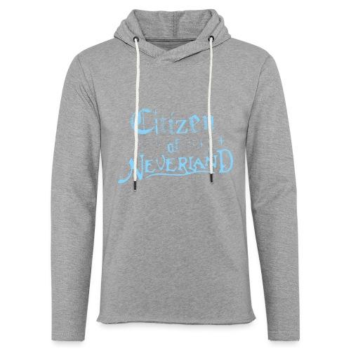 Citizen_blue 02 - Light Unisex Sweatshirt Hoodie