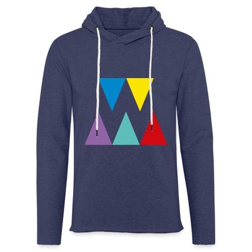 Logo We are les filles - Sweat-shirt à capuche léger unisexe
