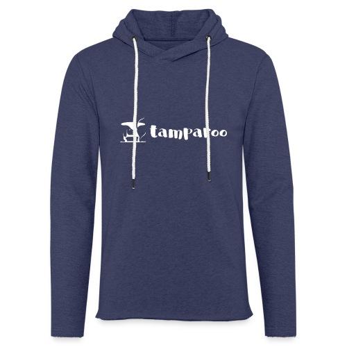 Tamparoo - Felpa con cappuccio leggera unisex