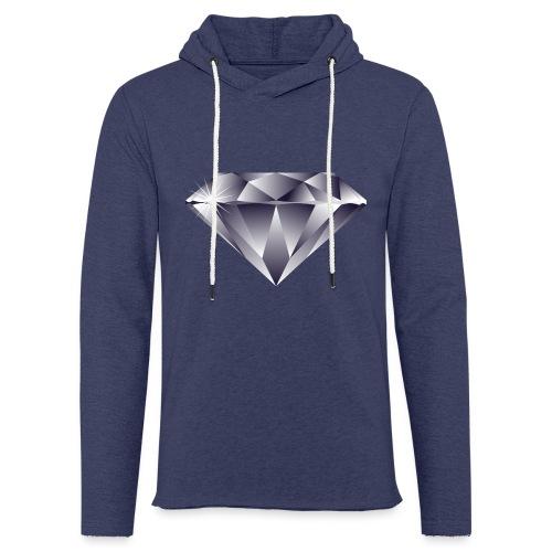 Diamond - Lichte hoodie unisex